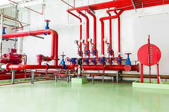 Life Safety - Fire Protection - Fire Sprinkler Systems